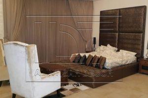 Modernistic bedroom