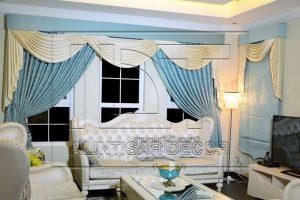 Alintesar Modern Curtains
