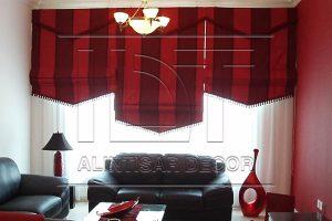 Roman Curtains Qatar