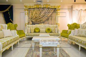 غرف جلوس فخمة و أنيقة الإمارات , عمان